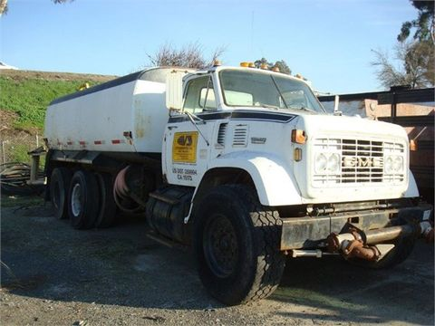 D&M Allied | Used Water Tank Trucks for Sale